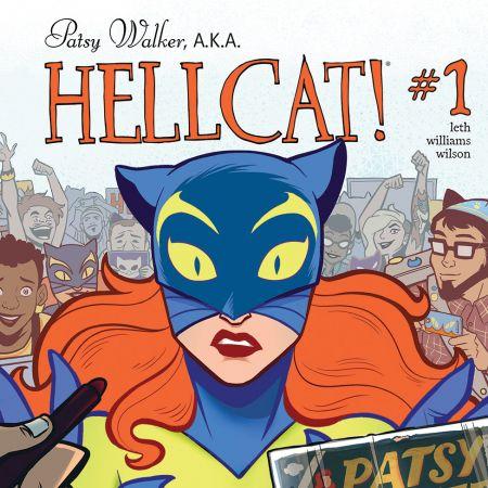 Patsy Walker, A.K.A. Hellcat! (2015)