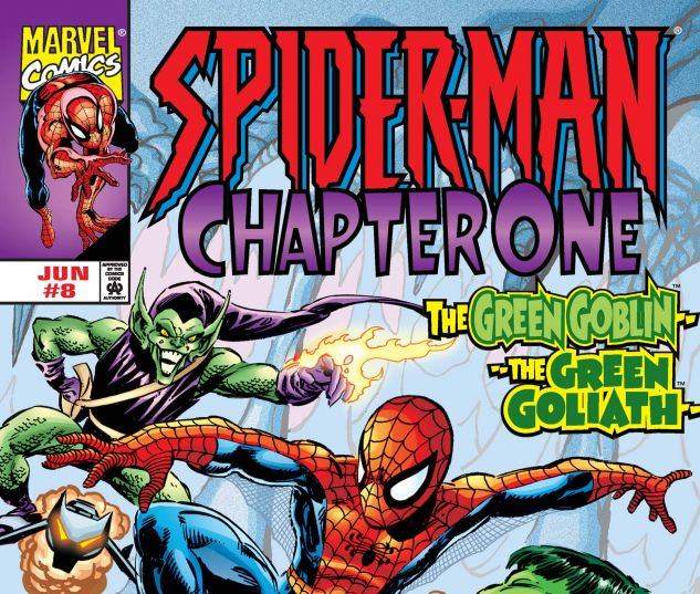 Spider-Man: Chapter One (1998) #8