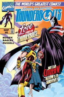 Thunderbolts (1997) #6