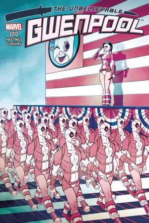 The Unbelievable Gwenpool (2016) #10