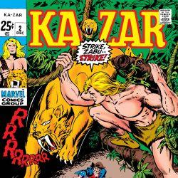 Ka-Zar (1970 - 1971)