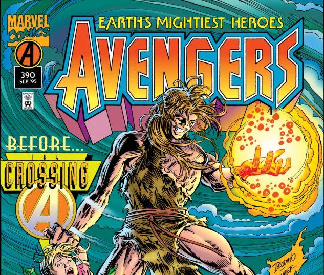 Avengers (1963) #390