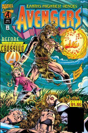 Avengers #390