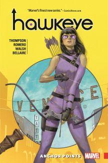 Hawkeye: Kate Bishop Vol. 1 - Anchor Points (Trade Paperback)