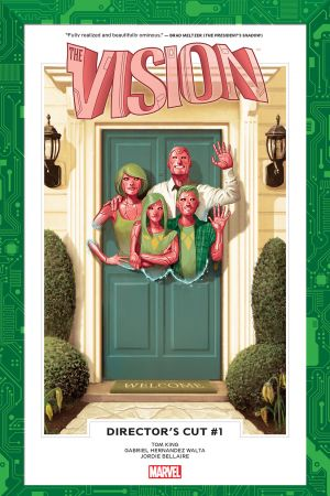 Vision: Director's Cut #1