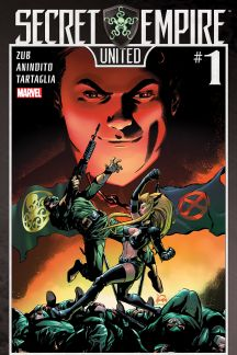Secret Empire: United #1