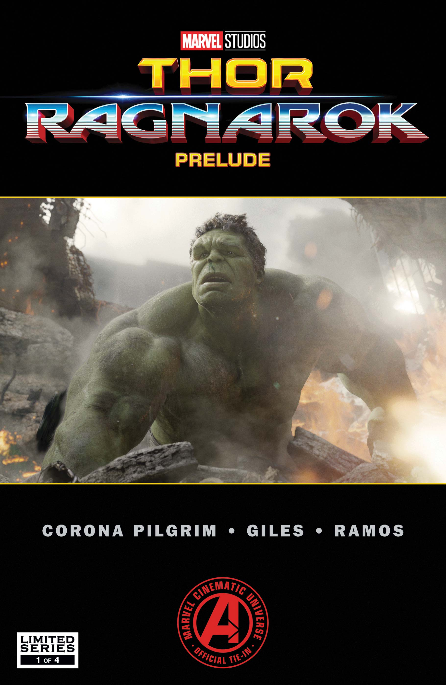 Marvel's Thor: Ragnarok Prelude (2017) #1