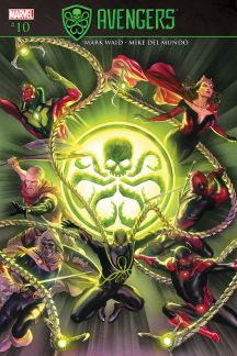 Avengers (2016) #10