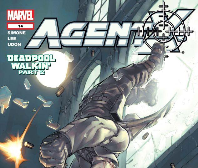 AGENT X (2002) #14
