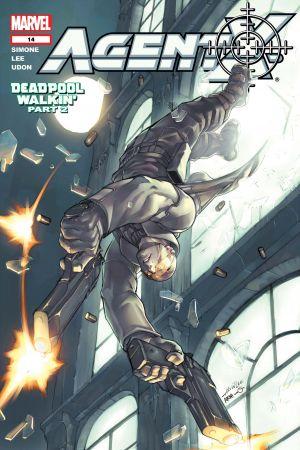 Agent X #14