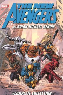 New Avengers by Brian Michael Bendis: The Complete Collection Vol. 7 (Trade Paperback)