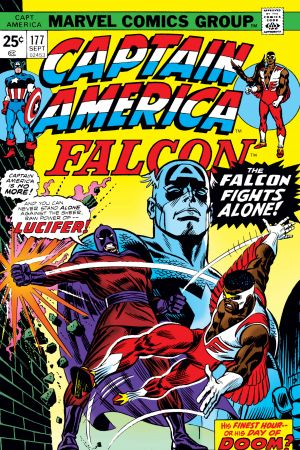 Captain America (1968) #177