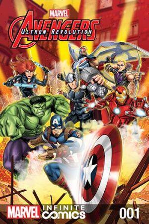Marvel Universe Avengers: Ultron Revolution (2017 - 2018)