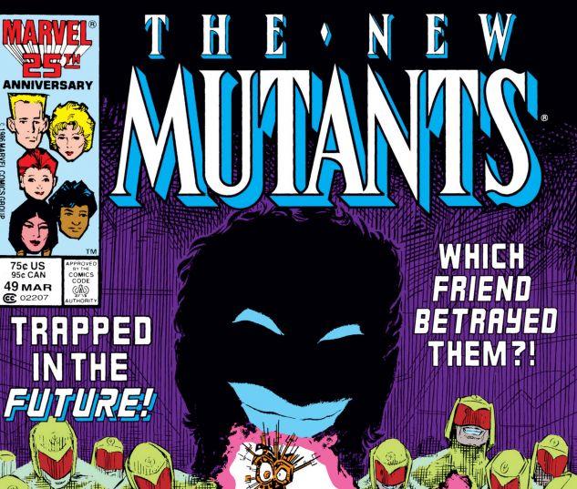 NEW MUTANTS (1983) #49