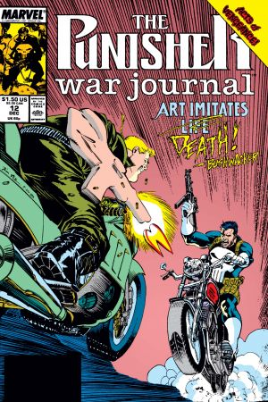 Punisher War Journal #12