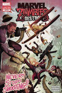 Marvel Zombies Destroy! #2