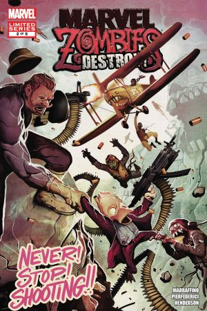 Marvel Zombies Destroy! #2