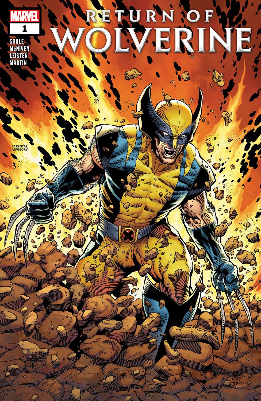 Return of Wolverine (2018) #1