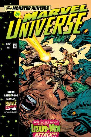 Marvel Universe #6