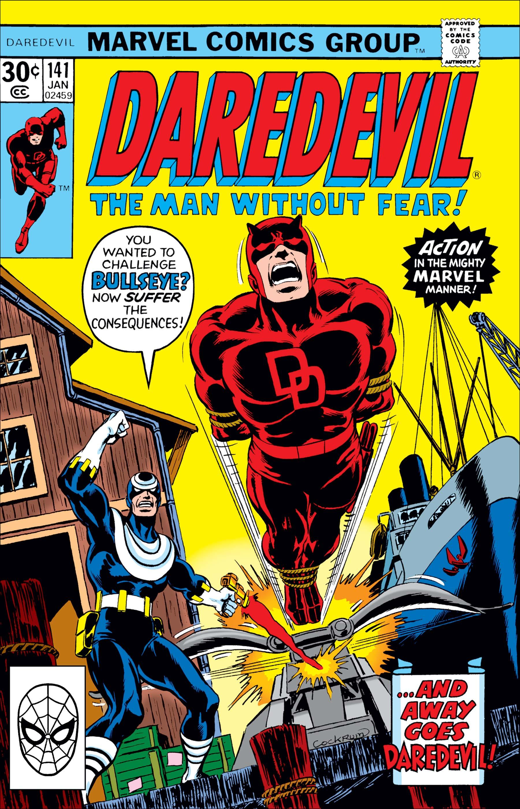 Daredevil (1964) #141