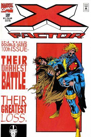 X-Factor (1986) #100
