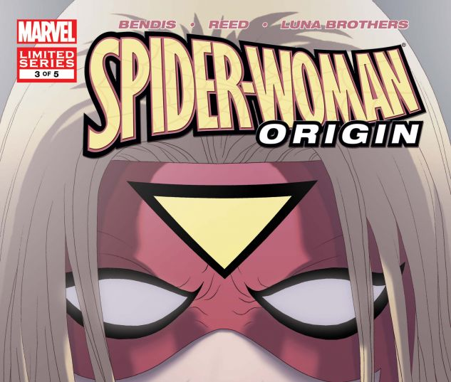 SPIDER-WOMAN: ORIGIN (2005) #3