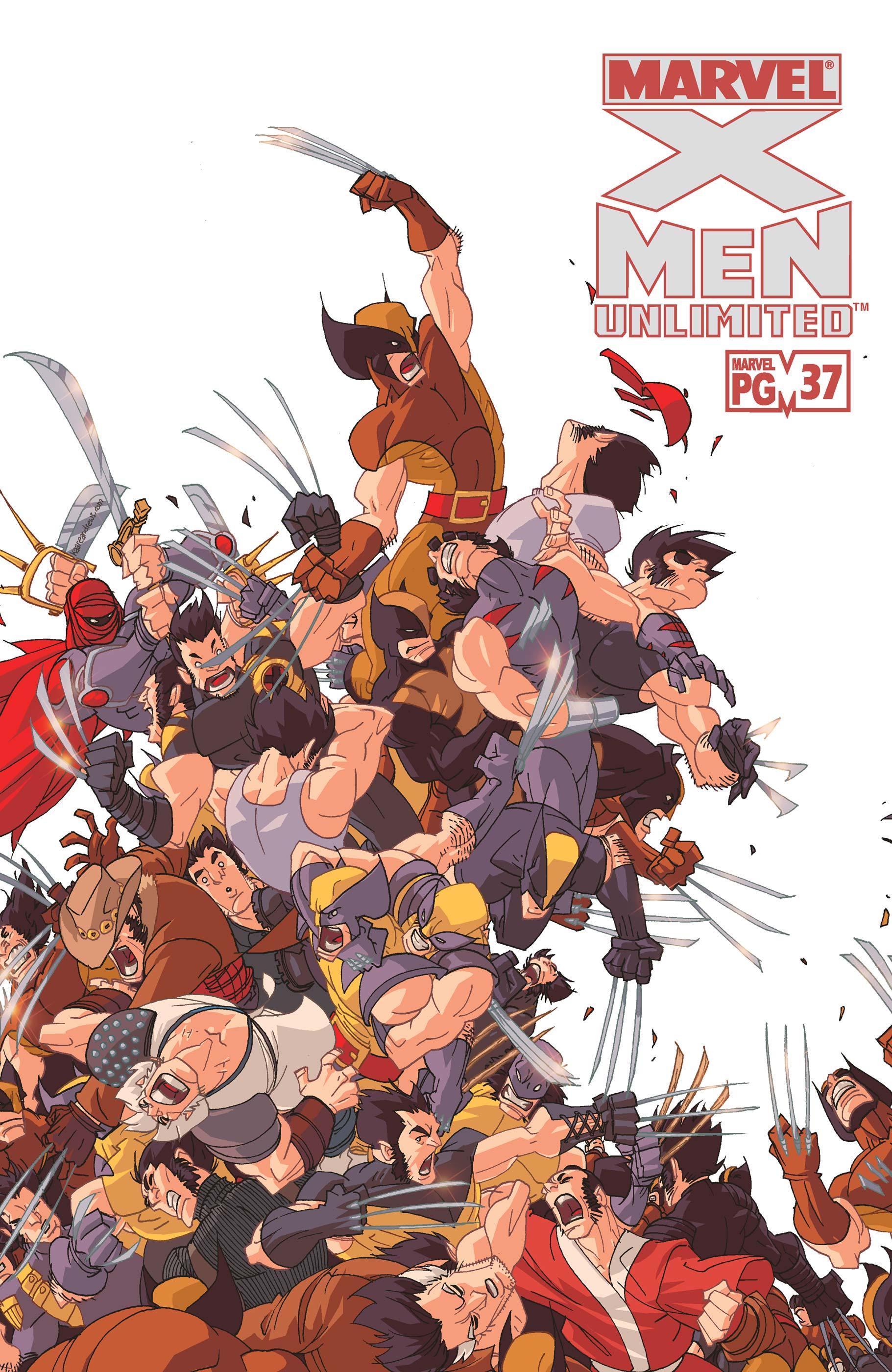 X-Men Unlimited (1993) #37