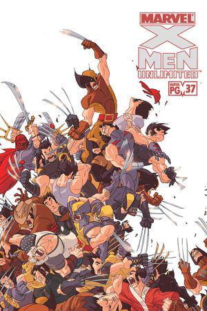 X-Men Unlimited #37