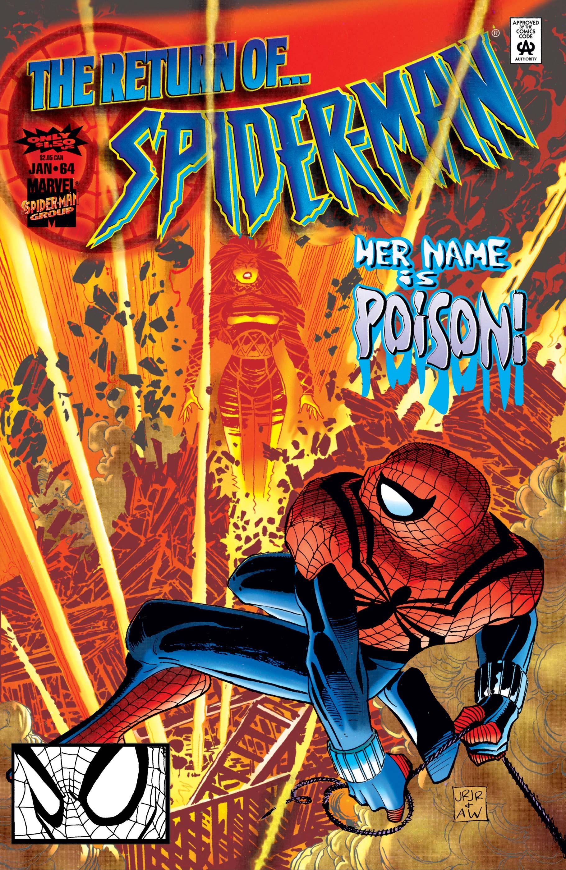 Spider-Man (1990) #64