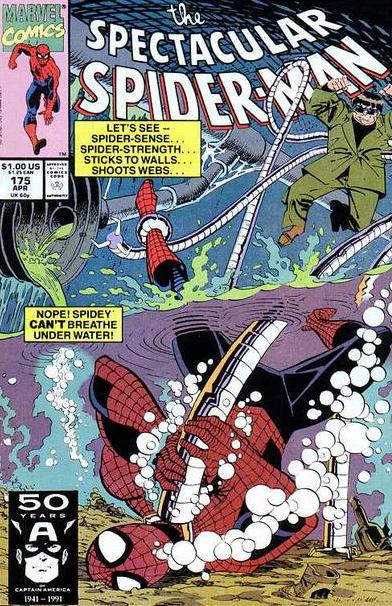 Peter Parker, the Spectacular Spider-Man (1976) #175