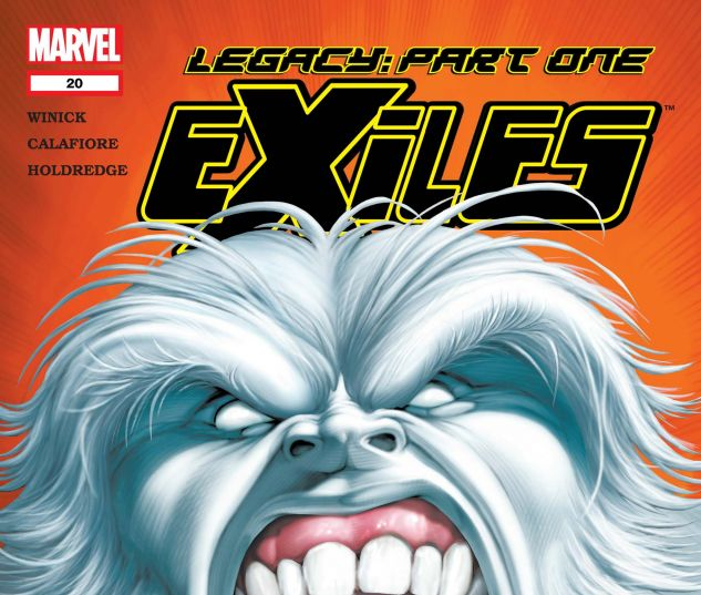 EXILES (2001) #20