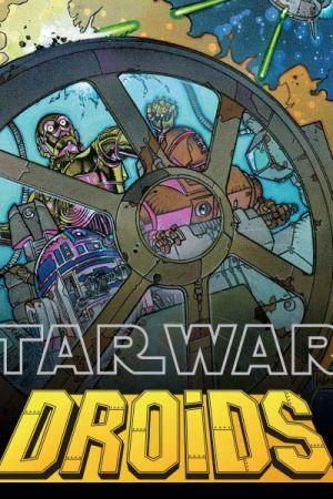 Star Wars: Droids (1995)