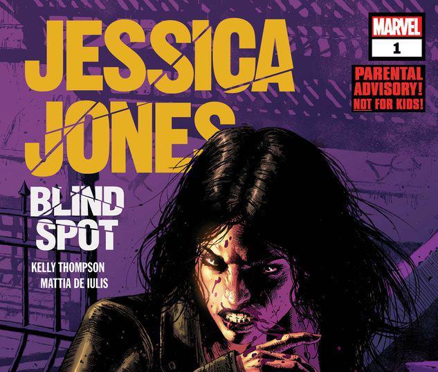 Jessica Jones: Blind Spot #1
