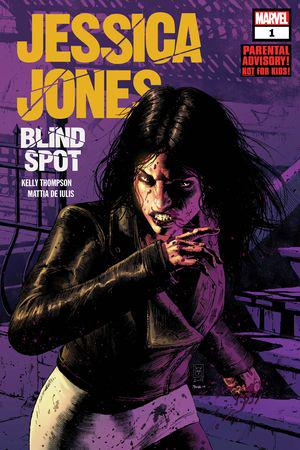 Jessica Jones: Blind Spot (2020) #1