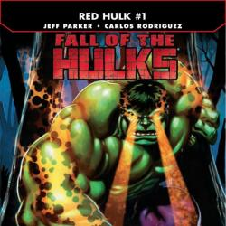 Fall of the Hulks: Red Hulk (2010) #1