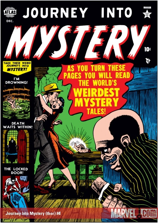 Journey Into Mystery (1952) #4