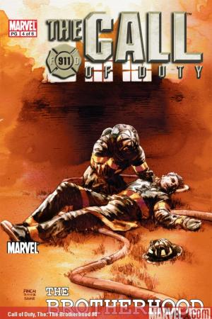 The Call of Duty: The Brotherhood (2002) #4