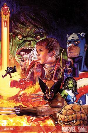 Marvel 1985 (2008)