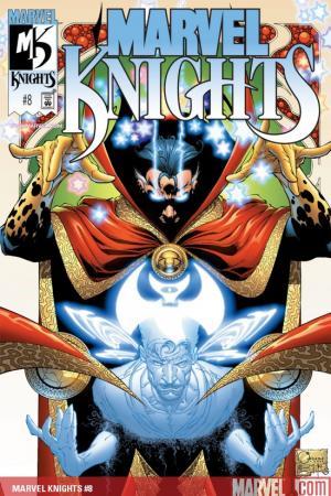 Marvel Knights (2000) #8