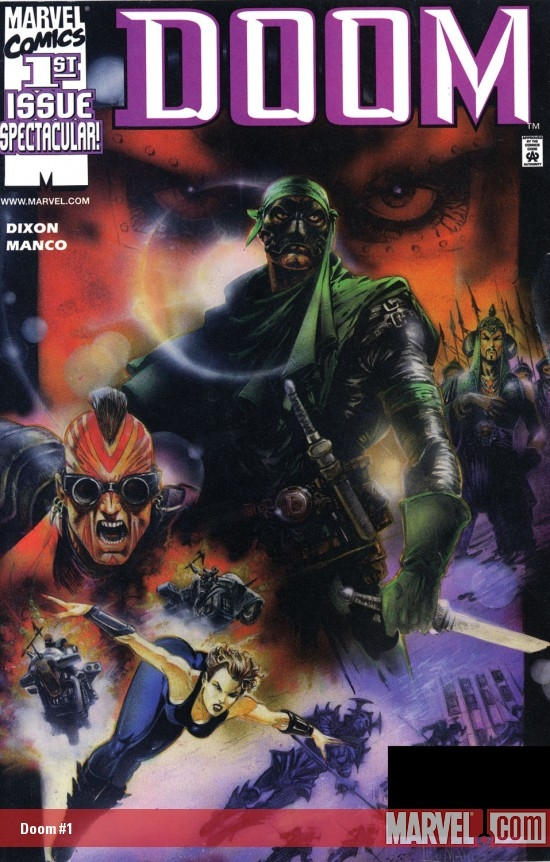 Doom (2000) #1