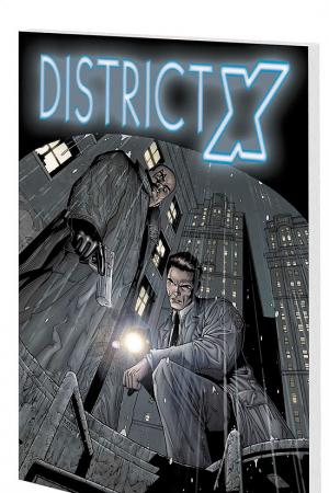 District X Vol. 2: Underground (Trade Paperback)