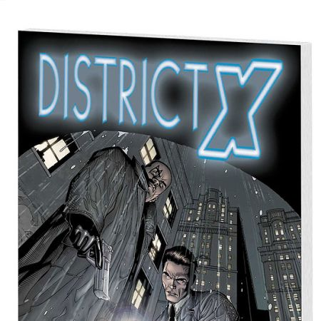 DISTRICT X VOL. 2: UNDERGROUND #0