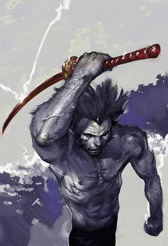 Wolverine: Soultaker (2005) #5