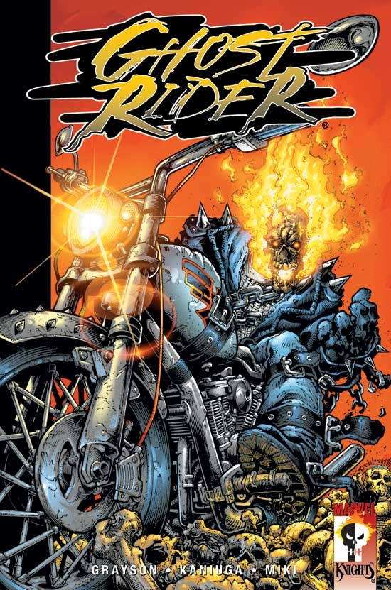 GHOST RIDER: THE HAMMER LANE TPB (Trade Paperback)