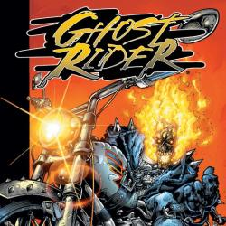 GHOST RIDER: THE HAMMER LANE TPB COVER