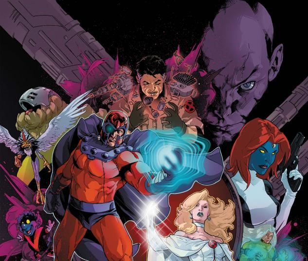 X-Men: Earth's Mutant Heroes #1