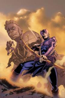 Hawkeye: Blind Spot #4