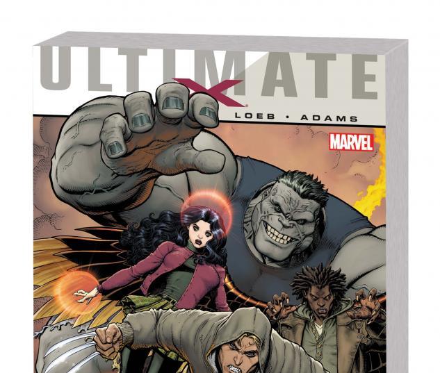 Ultimate Comics X: Origins TPB