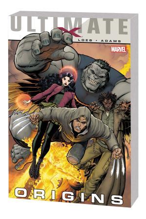 ULTIMATE COMICS X: ORIGINS TPB (Trade Paperback)