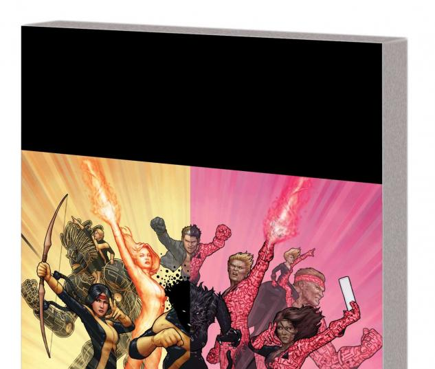 NEW MUTANTS VOL. 7: FIGHT THE FUTURE TPB